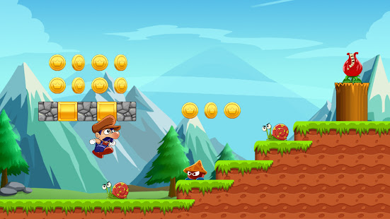 Image For Super Bino Go: New Free Adventure Jungle Jump Game Versi 1.5.5 5