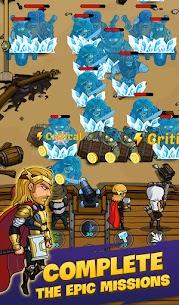 Zombie War: Idle Defense Game 49 MOD APK [INFINITE GOLD] 4