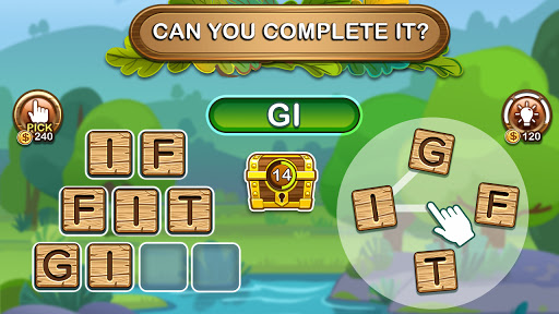 Word Forest - Free Word Games Puzzle screenshots 7