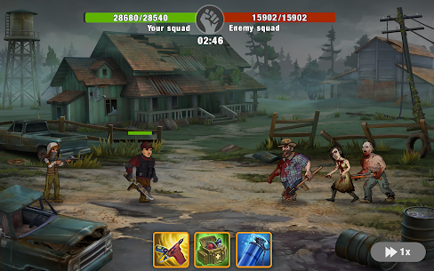 Zero City: Zombie shelter survival Mod Apk (One Hit) 8