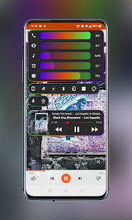 Volume Control Panel Free - Style It Your Way! Screenshot