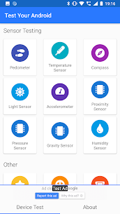 Test Your Android – Hardware Testing & Utilities (MOD APK, Pro) v10.4.3 1