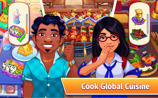 Cooking Craze: The Worldwide Kitchen Cooking Game 1.66.0 Screenshots 10