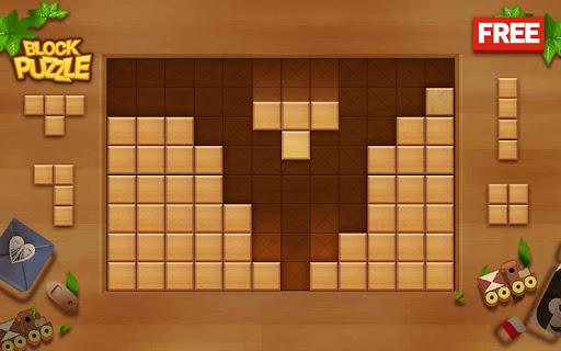 Wood Block Puzzle android2mod screenshots 13