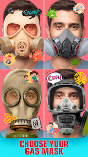Face mask - medical & surgical mask photo editor 1.0.22 Screenshots 4