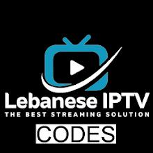 LebaneseIPTV CODES icon