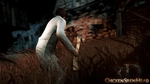 Chicken Head: The Scary Horror Haunted House Story screenshots 12