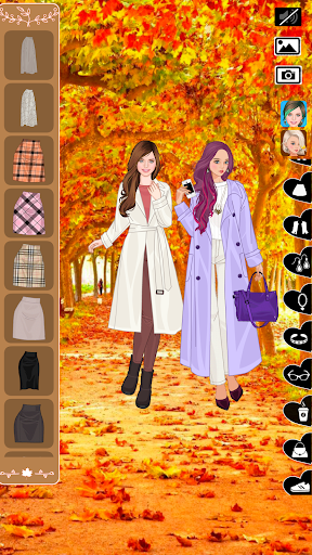 Autumn fashion game for girls 7.2 screenshots 6