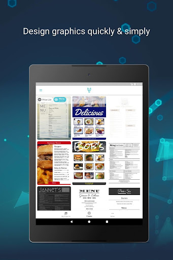 Price List & Menu Maker for Cafu00e9s and Restaurants 4.1.6 Screenshots 13