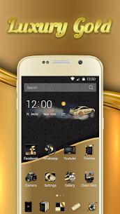 Luxury Gold Theme  For Pc In 2020 – Windows 10/8/7 And Mac – Free Download 1