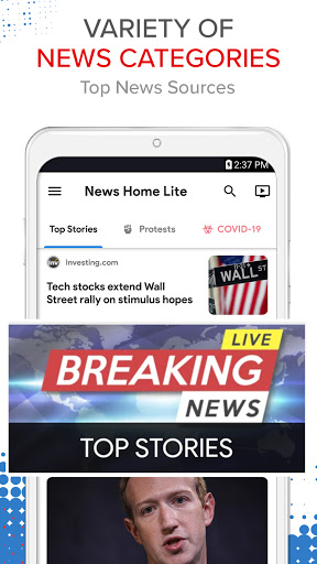 News Home Lite screenshot 5