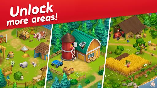 Greenvale: Match Three Puzzles & Farming Game! 1.3.2 screenshots 5
