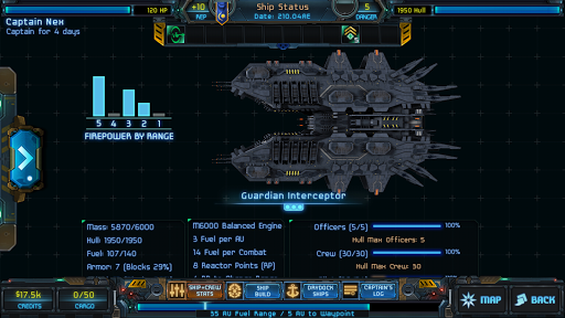 Star Traders: Frontiers 3.1.5 screenshots 5