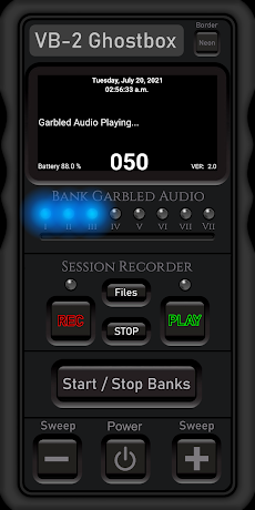 VB-2 GhostBox with Session Recorderのおすすめ画像3
