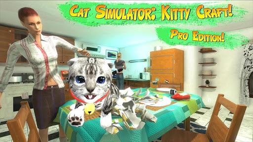 Cat Simulator Kitty Craft Pro Edition  screenshots 2