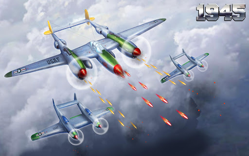 1945 Air Force: Airplane Shooting Games FREE 8.07 Screenshots 14