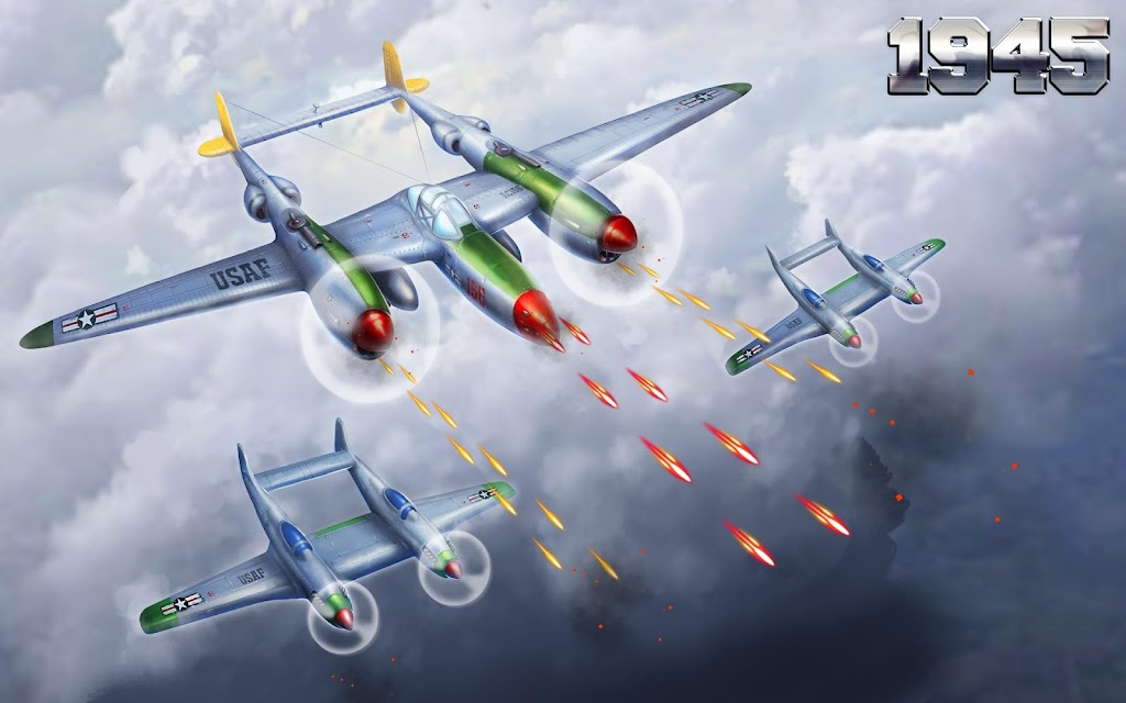 1945 Air Force: Airplane Shooting Games - Free  poster 11