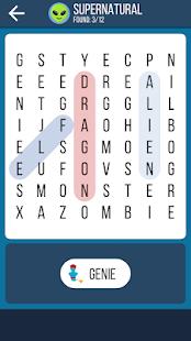 Word Search Emoji - Find Hidden Words