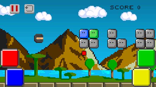 ninja colors screenshot 1