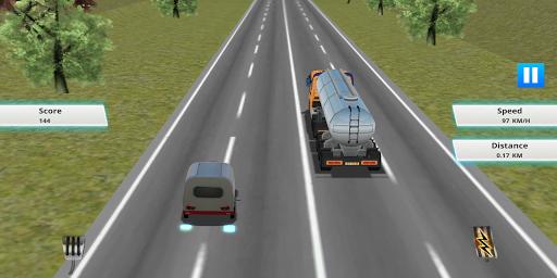 Tuk Tuk Rickshaw:  Auto Traffic Racing Simulator screenshots 5