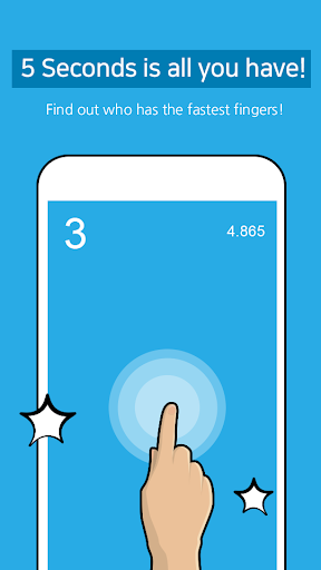 5s DES - Finger Game, Battle apkmartins screenshots 1