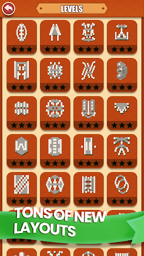 Mahjong Solitaire - Master 1.3.0 screenshots 15