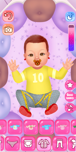 Baby Dress Up & Care  screenshots 7