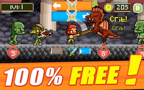 Mini Fighters : Death battles Hack Online (Android iOS) 1