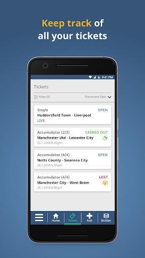 pbs bet tracker screenshot 3