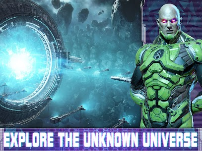 Infinite Galaxy Apk Mod + OBB/Data for Android. 10