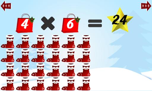 Christmas Games Math Santa 2.2 screenshots 10