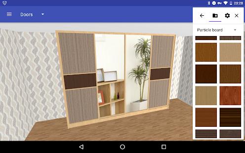 Closet Planner 3D 2.7.1 Screenshots 6