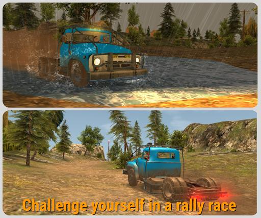 Russian Car Driver ZIL 130  Screenshots 21