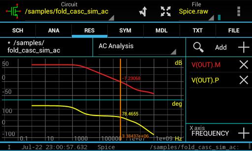 wespice demo screenshot 2