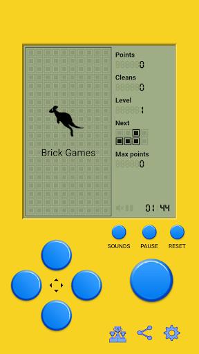 Classic Brick Games screenshots 1