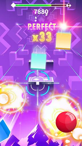 Color Stack Ball 3D: Ball Game run race 3D - Helix 8 screenshots 7