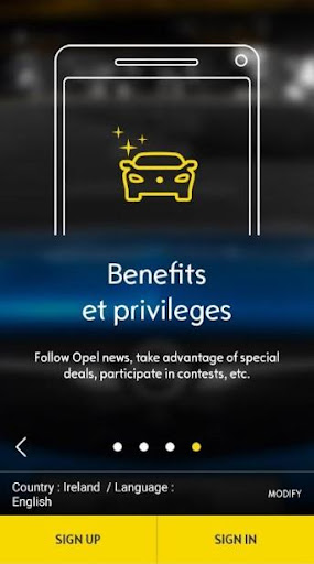 myOpel - the official app for all Opel drivers 1.29.2 Screenshots 2