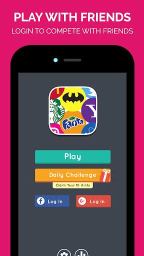 Guess the Logo: Multiple Choice Quiz 2.4.6 screenshots 3