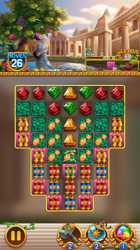 Jewel Athena: Match 3 Jewel Blast 1.7.1 screenshots 6
