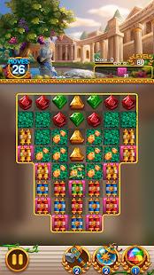 Jewel Athena: Match 3 Jewel Blast