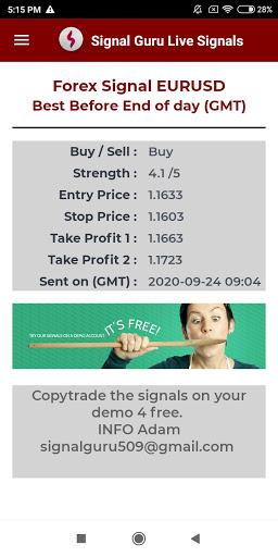 Forex Copytrade and Signals  Paidproapk.com 1