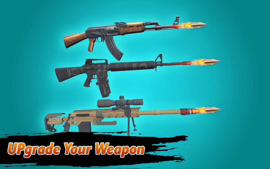 IGI Counter Terrorist Mission: Special Fire Strike poster 7