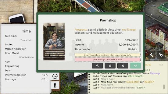 Timeflow: Time is Money Sim 1.10.1 Screenshots 6