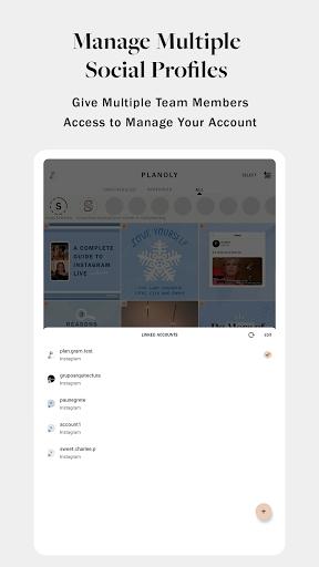 PLANOLY: Schedule Posts for Instagram & Pinterest  Screenshots 14
