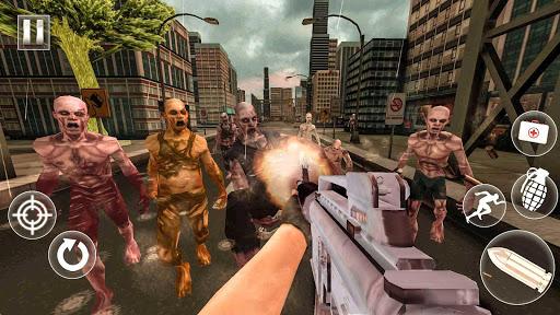 Dead Monster Attack - Zombie Outbreak  screenshots 3