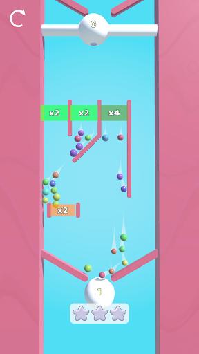 Bounce Balls - Collect and fill  screenshots 3