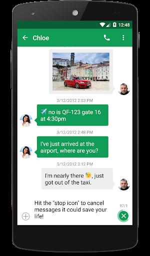 Chomp SMS 8.32 screenshots {n} 6