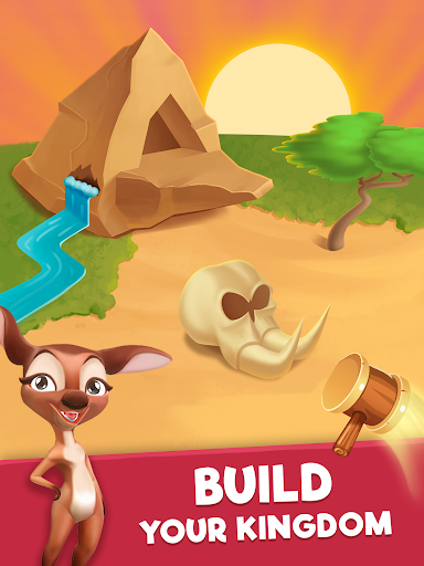Animal Kingdom: Coin Raid screenshots 18