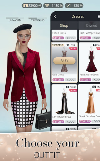 Fashion Nation: Style & Fame apkslow screenshots 14