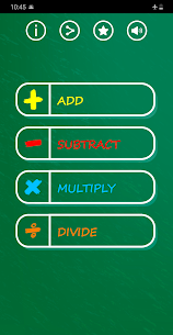 Learn Math  Add, Subtract, Multiplication Division Apk 3